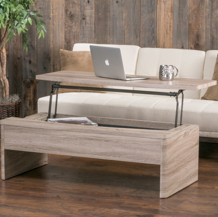 Xander Lift-Top Coffee Table 2